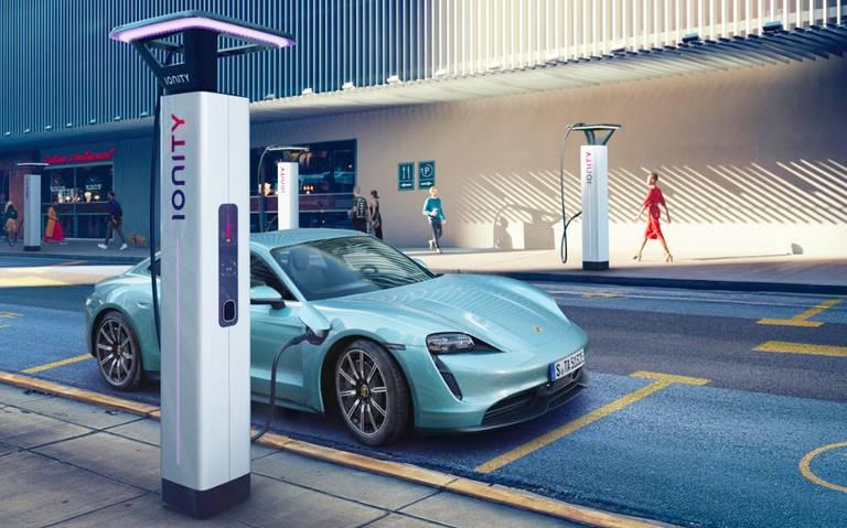 Porsche quiere liderar el mercado eléctrico