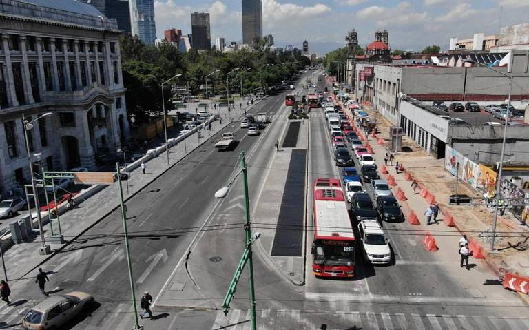 A partir de este lunes, avenida Hidalgo tendrá un solo sentido