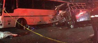 Aumenta a 13 el número de muertos por accidente en la México-Pachuca