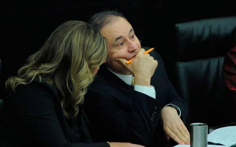 Ante creciente violencia, comparece Alfonso Durazo en el Senado