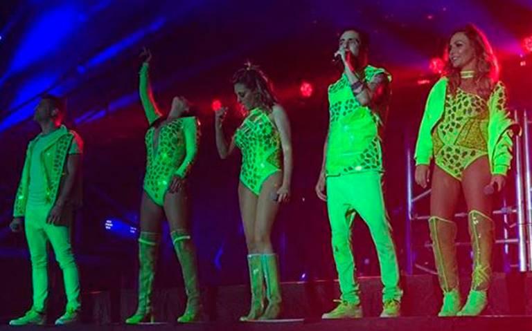 ¿Problemas con Ari Borovoy? OV7 sale de la gira 90's Pop Tour