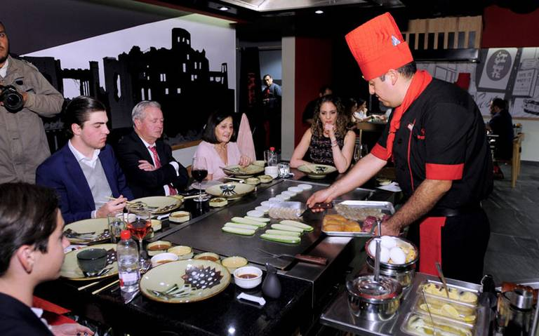 Inauguran Benihana, el restaurante que ofrece una auténtica experiencia oriental