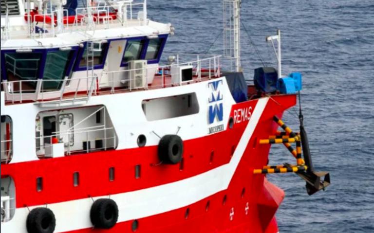 Piratas asaltan un barco italiano en el Golfo de México