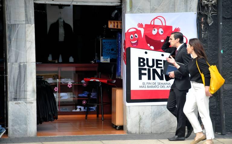 Prevén desaceleración en ventas del Buen Fin