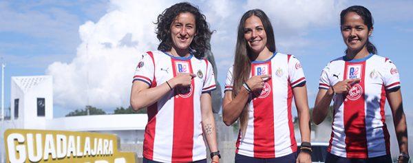 Tania, Janelly y Miriam, el alma de Guadalajara