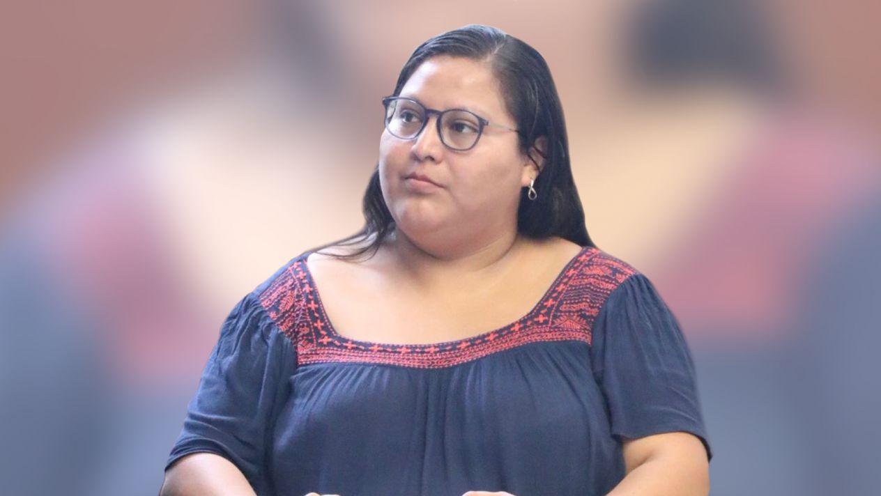 Habrá que iniciar completamente el proceso de renovación de la diligencia: Citlalli Hernández