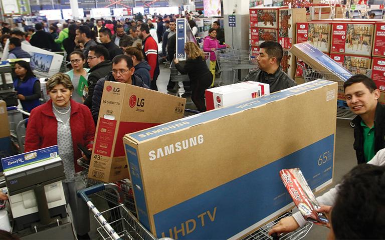 Cae confianza del consumidor en octubre: Inegi