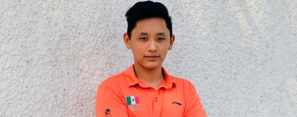 Edson Ramírez logró su boleto a Tokio 2020