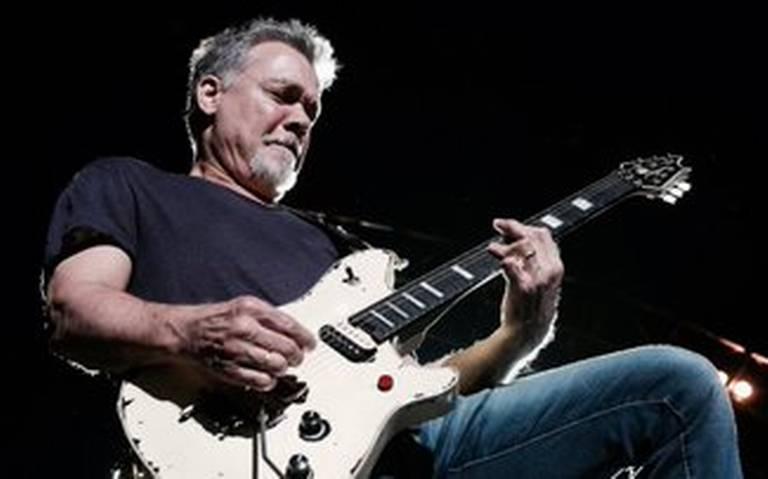 Se complica salud de Eddie Van Halen por cáncer