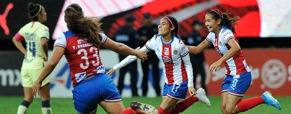 Inicia la Fiesta Grande de la Liga MX Femenil