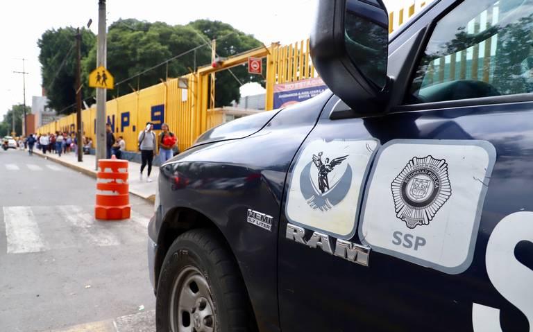 Congreso capitalino pide más patrullas en límites de CU