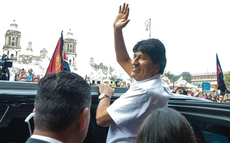 Críticas sobre apoyo a Evo Morales, cercanas a la mezquindad: AMLO