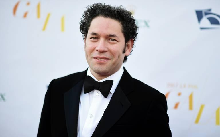 La música debe ser trasformadora social: Gustavo Dudamel