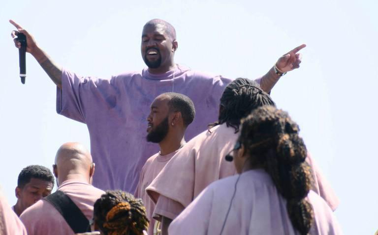 Kanye West va del rap al gospel con disco Jesus Is King