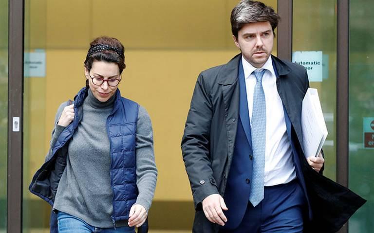 Karime Macías paga fianza y enfrentará proceso de extradición en libertad