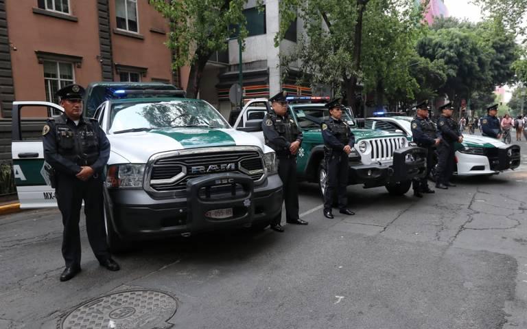 Investigan 117 policías por delitos sexuales