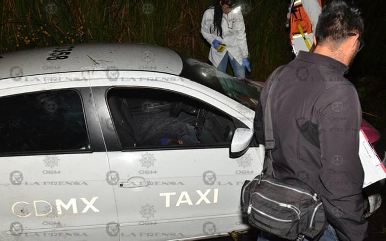Taxista perdió la vida misteriosamente en alcaldía Xochimilco