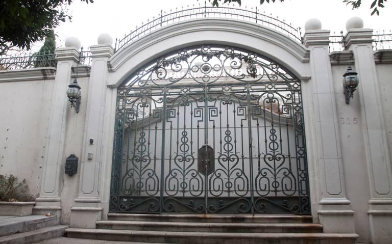 Admiten amparo de esposa de Zhenli Ye Gon por subasta de mansión
