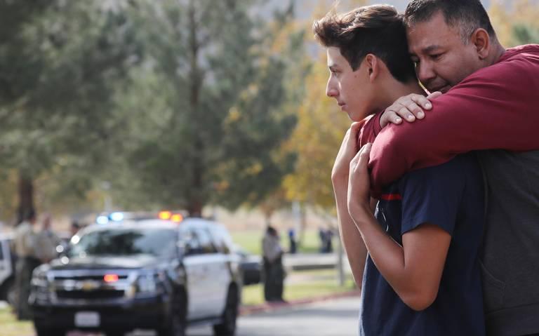 Dos muertos tras tiroteo en secundaria de Los Ángeles