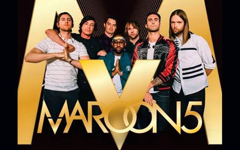 ¡Confirmado! Maroon 5 vuelve a México con 2020 Tour