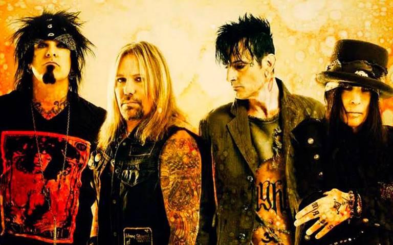 Mötley Crüe anuncia gira en EU tras éxito en Netflix