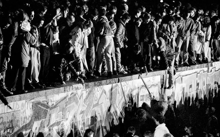 Muro de Berlín: De la caída a la reunificación