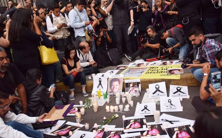 Urgen aprobar Ley de Protección a Periodistas en Edomex