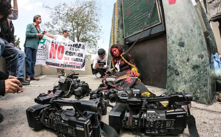 Periodistas demandan una disculpa a Rosario Piedra