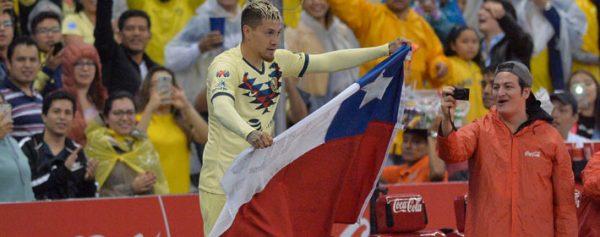 Nico Castillo causa baja de la selección Chilena