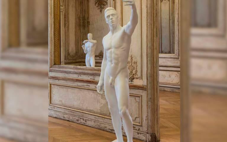 ¡Real, no fake! Unesco pide a artista poner tangas a sus esculturas
