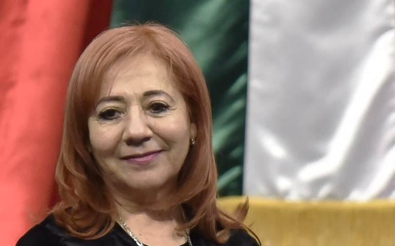 No siento vergüenza por mi militancia: Rosario Piedra