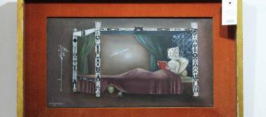 Obra inédita de Leonora Carrington, al mejor postor
