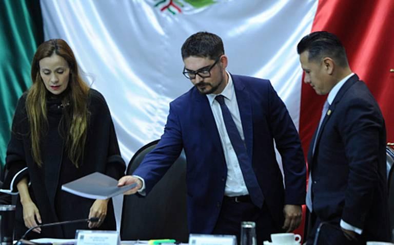 Sedatu ha recuperado terrenos robados a la nación: Meyer Falcón a diputados