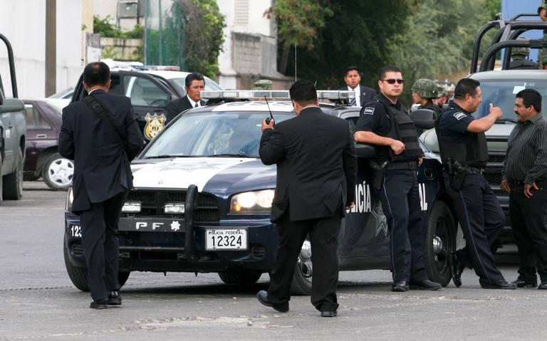 INAI ordena a la PF revelar a qué funcionarios escoltó con Calderón y Peña Nieto