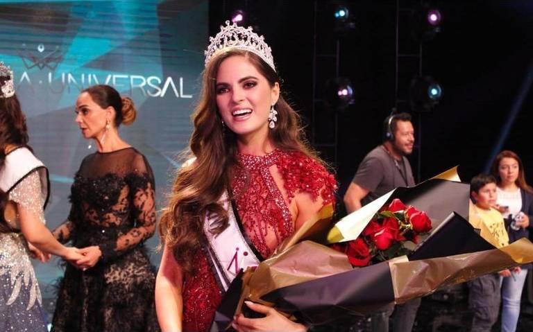 Sofía Aragón viaja a Atlanta para representar a México en Miss Universo