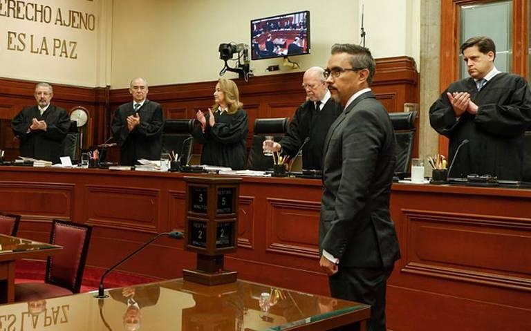 Corte designa a Sergio Molina como consejero de la Judicatura Federal