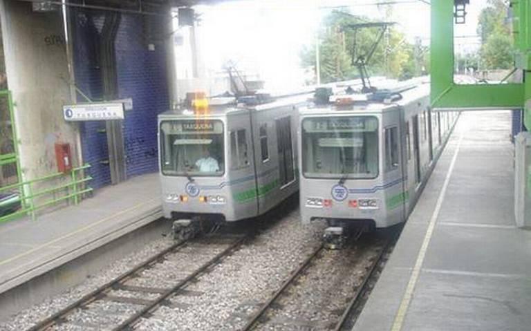 Cierran tramo Taxqueña-Estadio Azteca del Tren Ligero