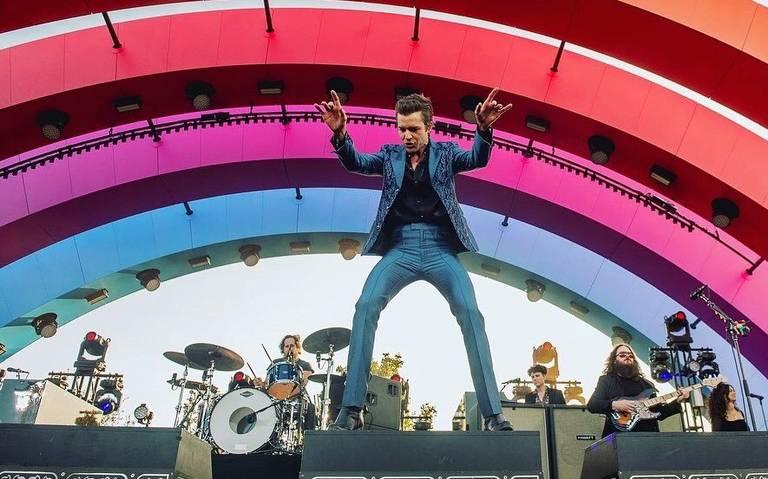 Joven de 17 años sorprende a The Killers en pleno concierto