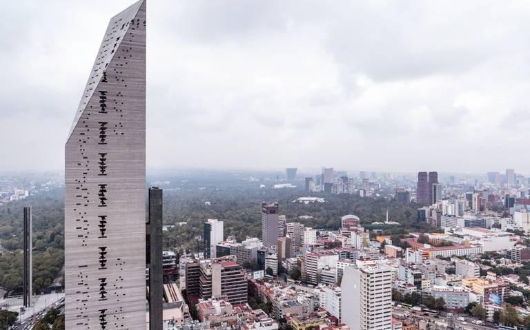 Torre Reforma sigue dando de qué hablar