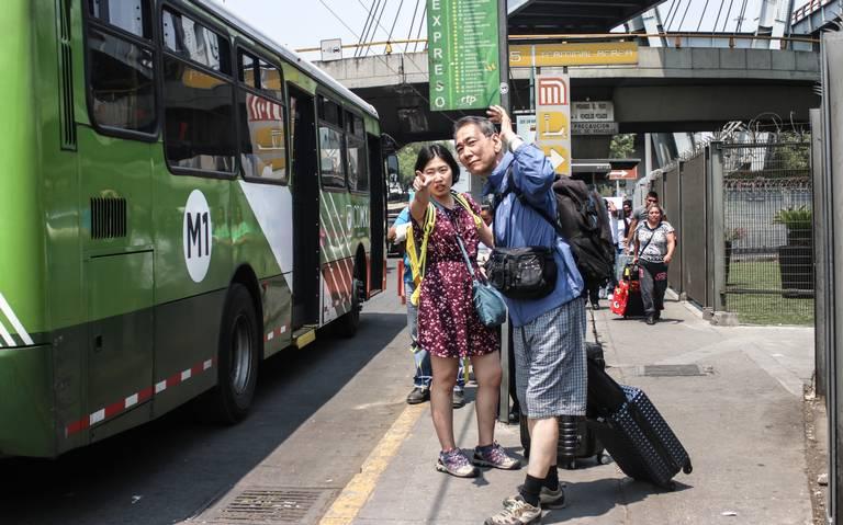Se incrementa el turismo extranjero en la CDMX
