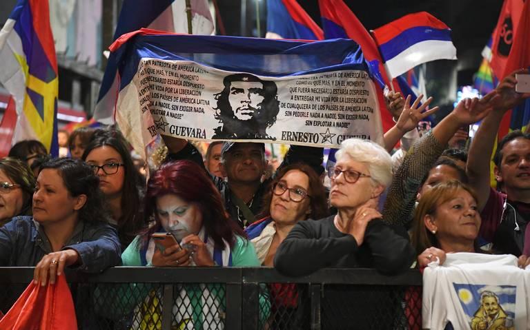 Concluye la era de la izquierda en Uruguay