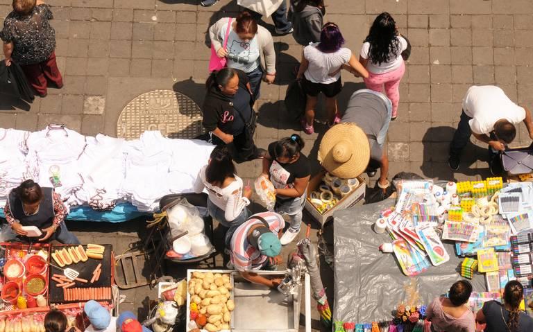 Ambulantes y vagoneros reclaman no ser tomados en cuenta