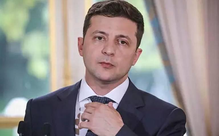 """Presidente ucraniano, """"cansado"""" del escándalo con Trump"""