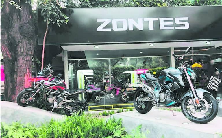Motocicletas chinas ya rodarán en México