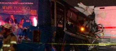 Accidente en la México-Pachuca deja al menos 10 muertos