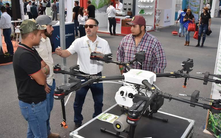 El futuro del campo está en la tecnología, arranca Expo Agroalimentaria en Irapuato