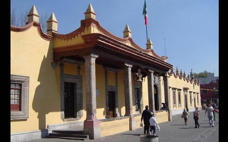 Suspenden a dos funcionarios de la alcaldía Coyoacán