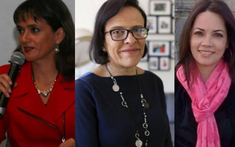 Ellas conforman terna para nueva ministra de la SCJN