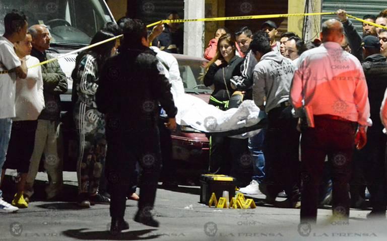 Matan a punta de balazos a comerciante en la alcaldía Venustiano Carranza