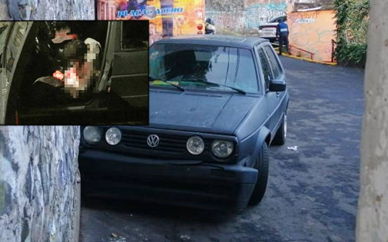 Asesinan a joven en la Magdalena Contreras; iba a ver a su novia
